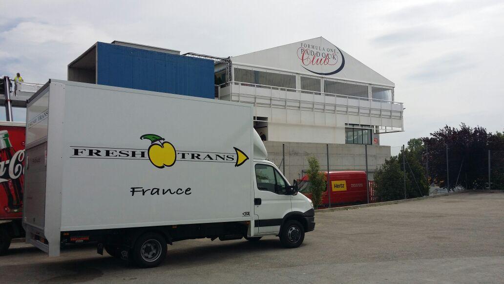 Levering Circuit de Barcelona-Catalunya